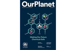 Don't miss the September edition of UNEP's Our Planet