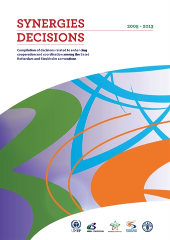 Compilation of decisions related to enhancing cooperation and coordination among the Basel, Rotterdam and Stockholm conventions