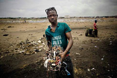 Gender Heroes 3: Exposure to hazards from e-waste recycling